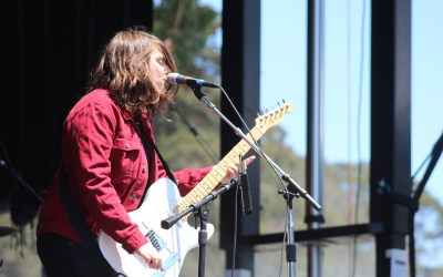 alex lahey @ outside lands music festival