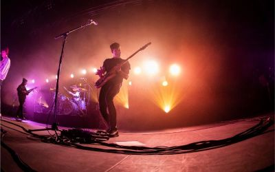 hippo campus + the greeting committee @ the kentucky center for performing arts