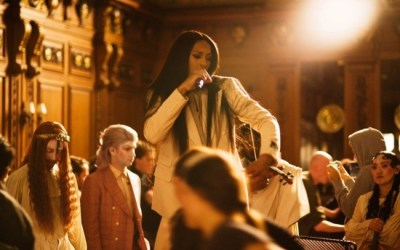 "mykki blanco, ""Lucky (Live in London)"""