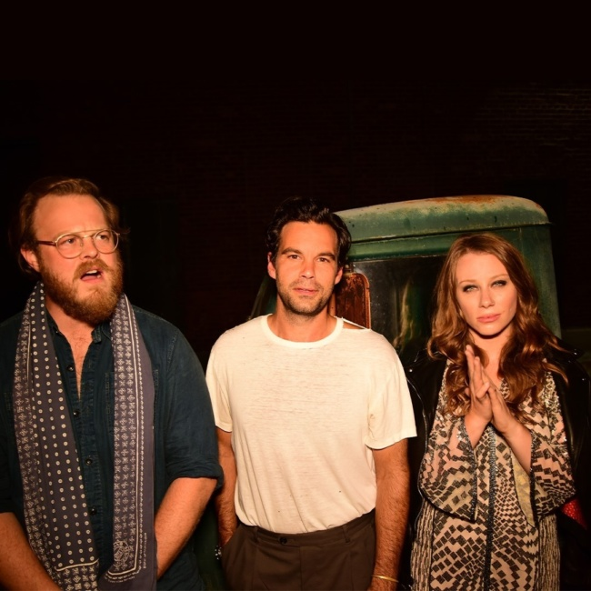 the lone bellow, half moon light