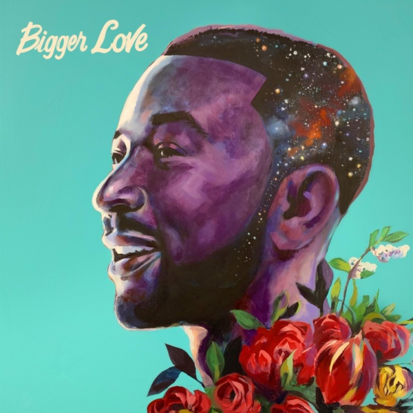 john legend, bigger love