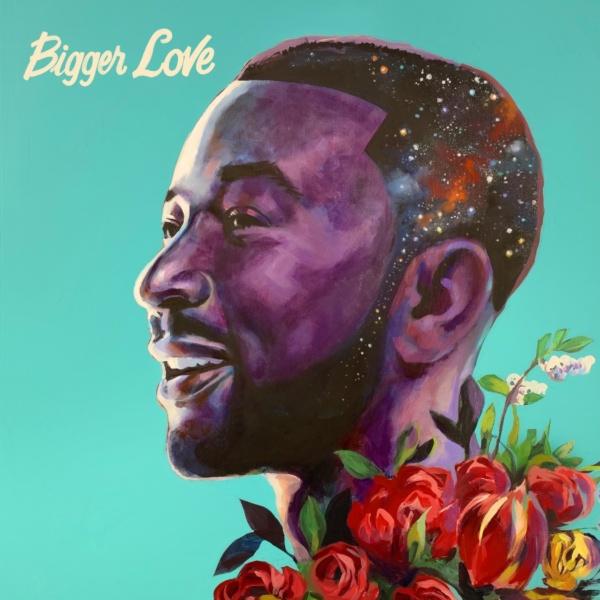 john legend, bigger love