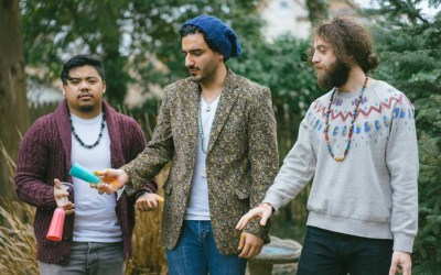 """wild americans make music magic """"again"""" with new single"""