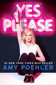 Book Cover: Yes Please by Amy Poehler