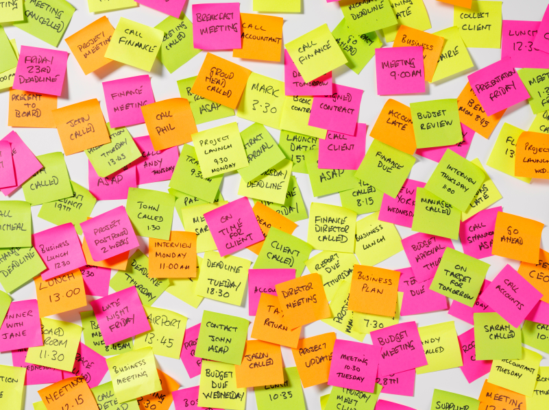 Failogue: Post-its were Invented by Accident