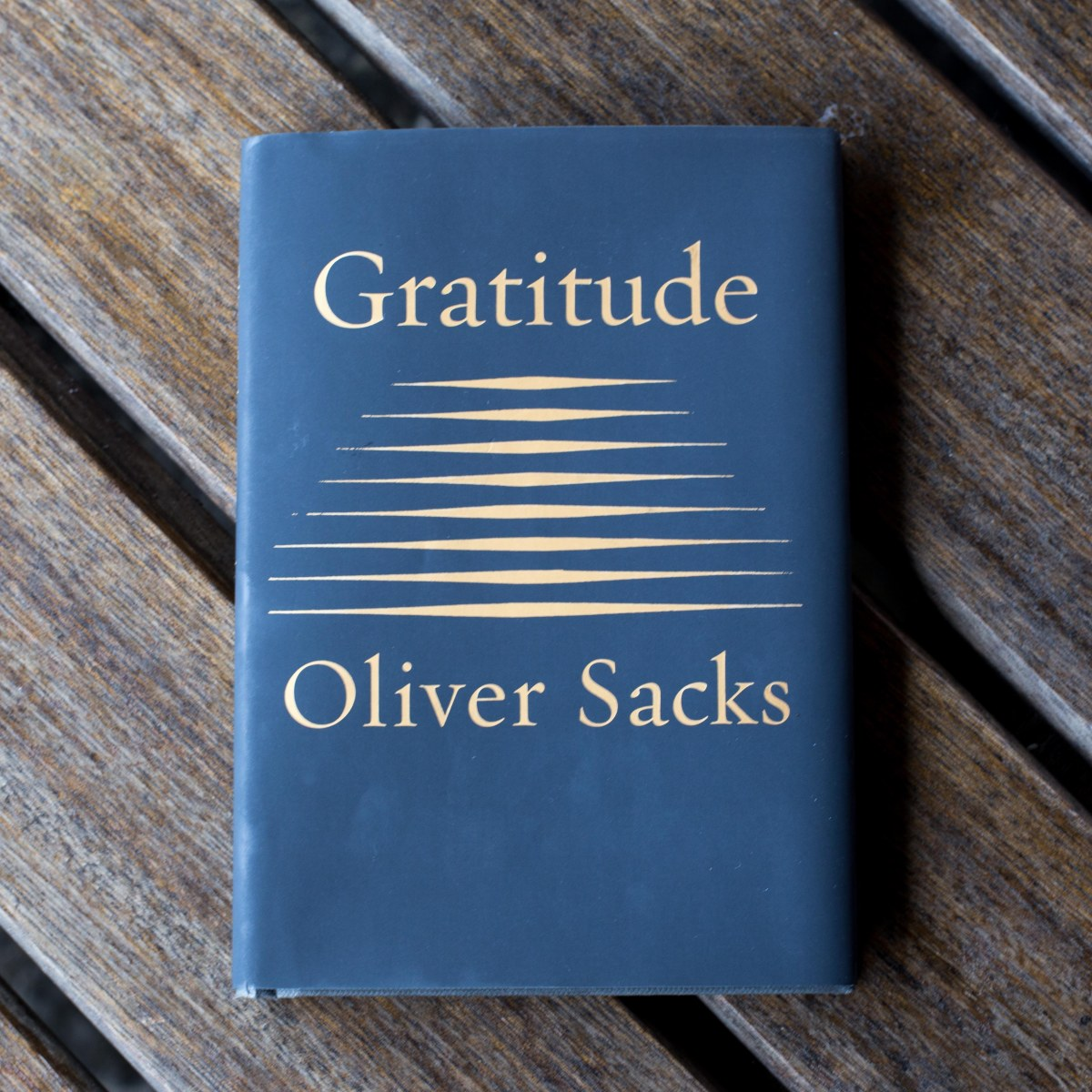 Oliver Sacks on Gratitude