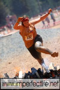 I'mperfect Life at Rugged Maniac