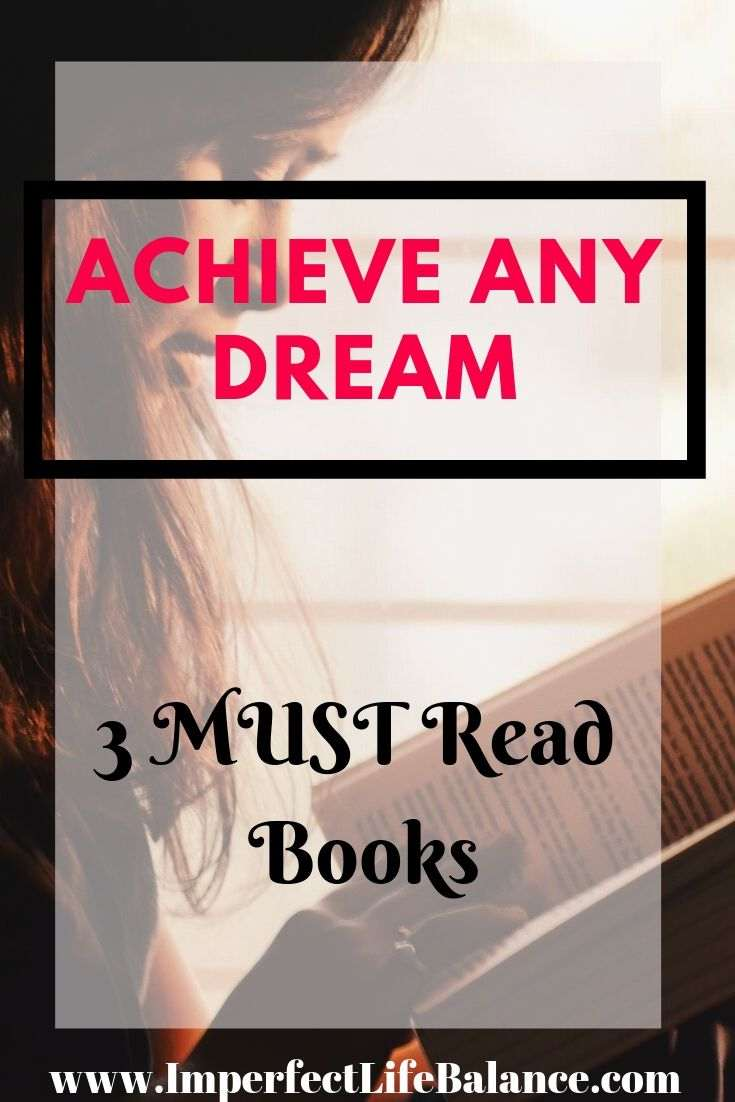 Achieving any dream pin 2