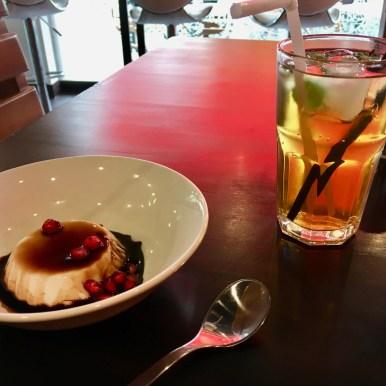 Jura and Peach Iced Tea