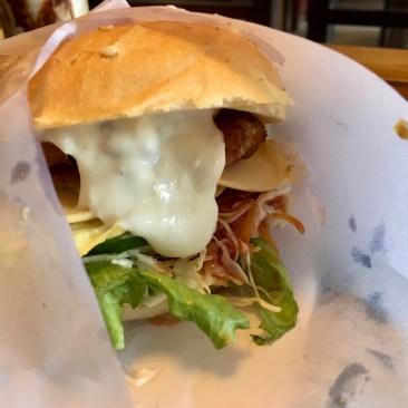 Chicken Jumbo Cheese Burger