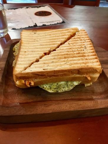 TBO Non-Veg Club Sandwich