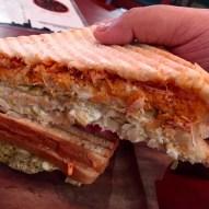 TBO Non Veg Club Sandwich