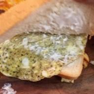 TBO Non Veg Club Sandwich - Omelette