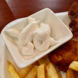 Fish & Chips - Mayo