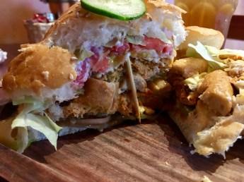 Monster Brickhouse Burger