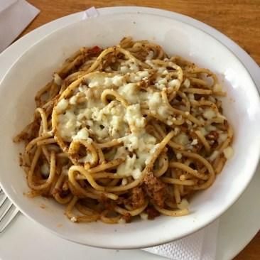 Classic Spaghetti Bolognese