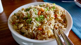Mixed Fried Rice