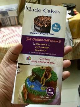 Cake Craft Trivandrum