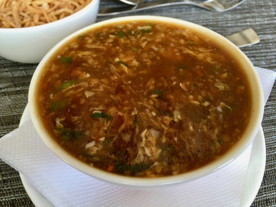 Manchao Soup with Chicken
