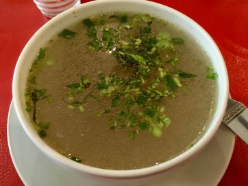 Chicken Clear Soup