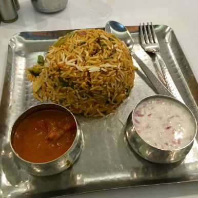 Hyderabadi Dum Biriyani