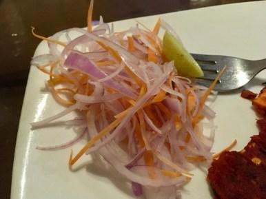 The Salad :)