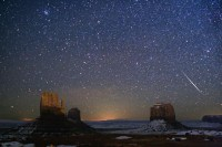 The Geminid Meteor Shower Will Light Up The Sky!