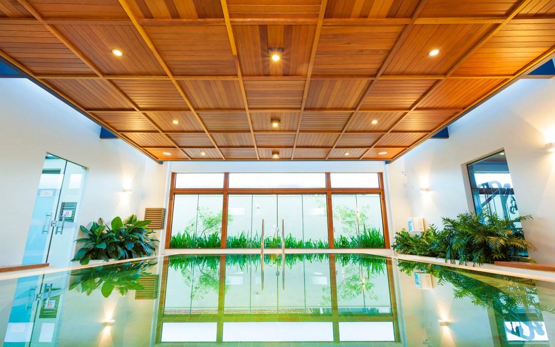 O conforto térmico e a beleza do forro de madeira