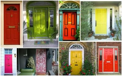Aposte nas portas coloridas!