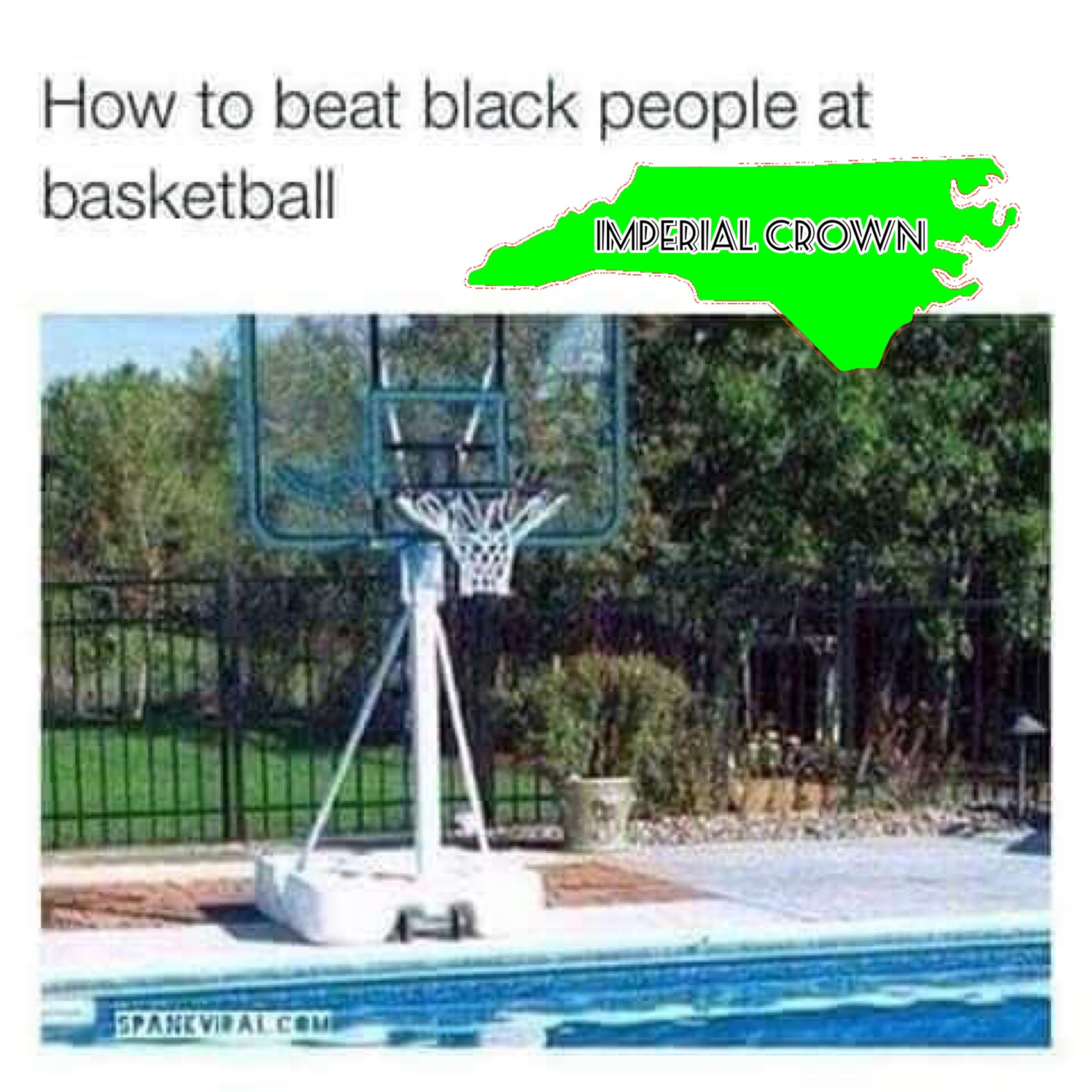How to beat black people at basketball….