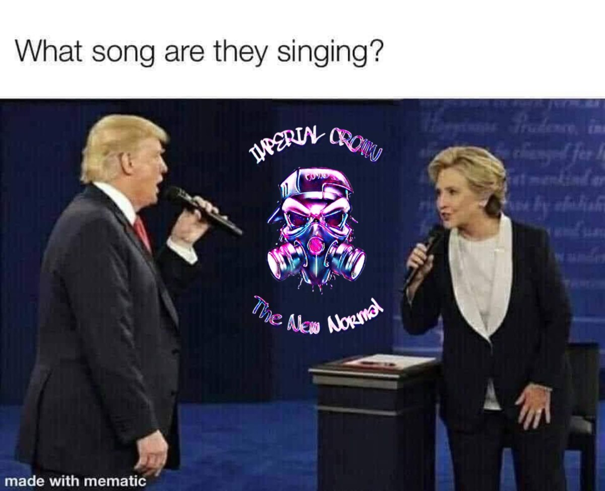 What's song are they singing