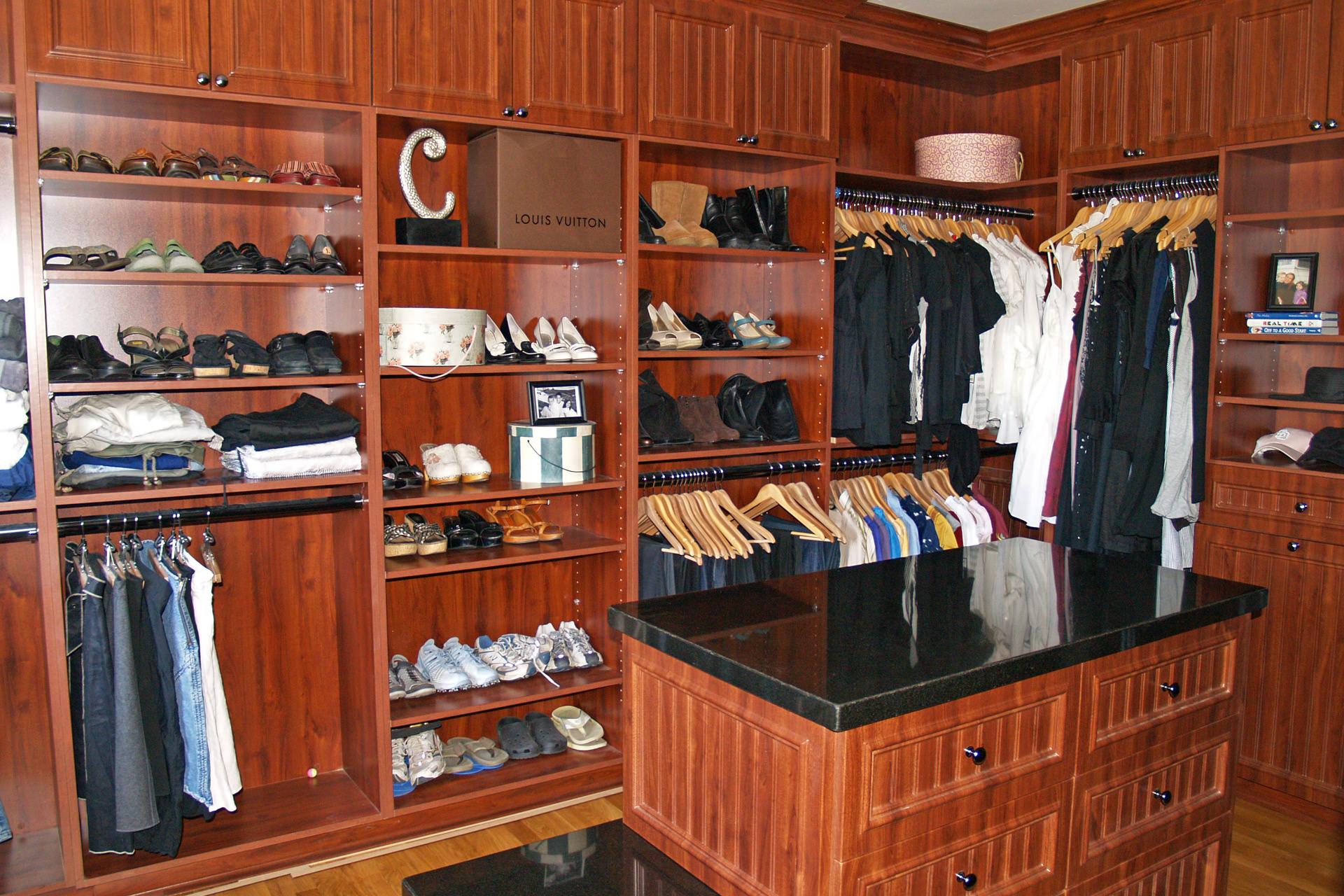 Imperial Custom Cabinets  Custom Closets  Garage