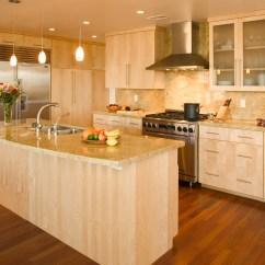 Kitchen Closets Beadboard Cabinets Custom Contemporary Alder Wood Java Finish Shaker With Quartersawn Maple
