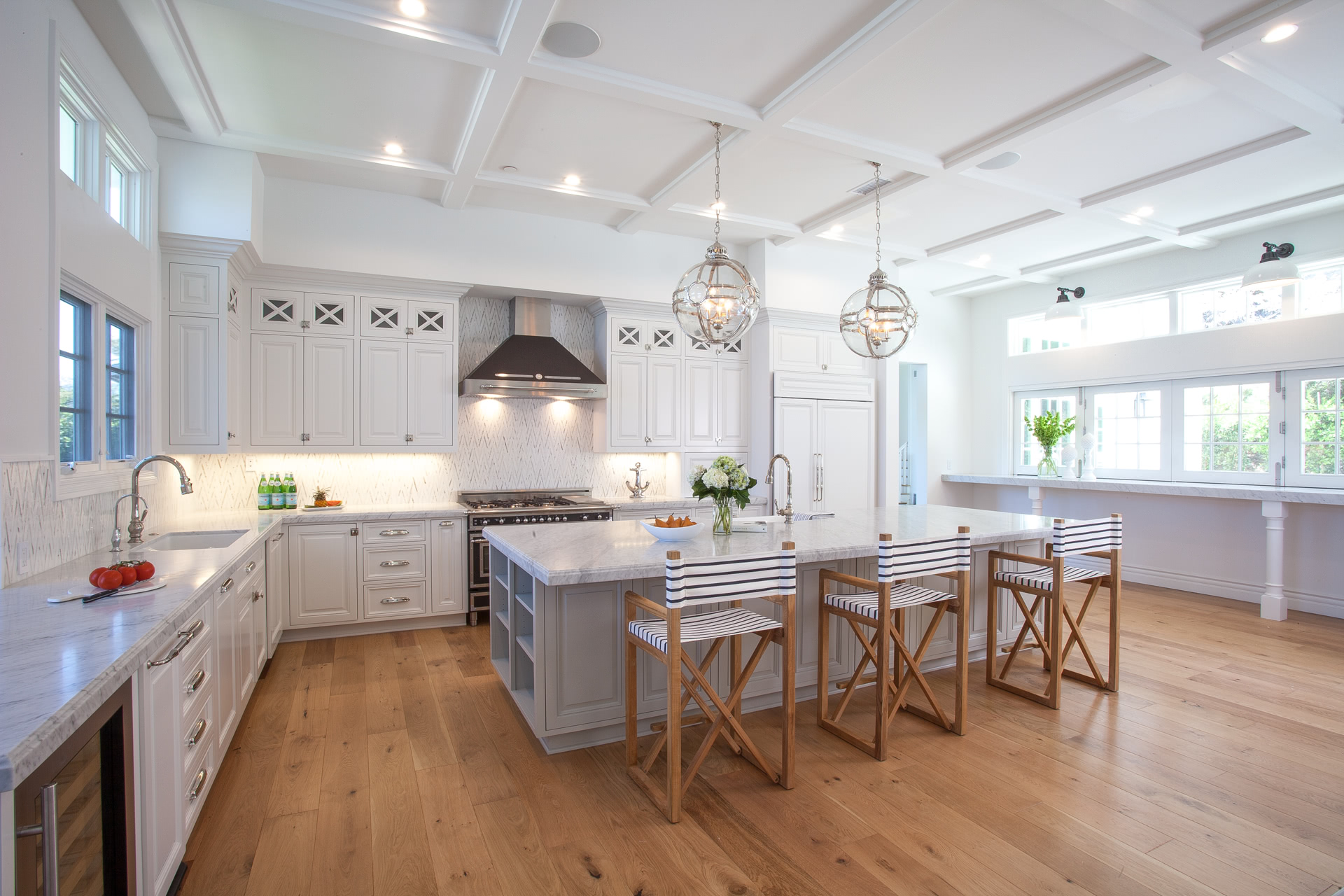 white kitchen cabinets glass doors kohler single handle faucet repair custom contemporary - alder wood java ...