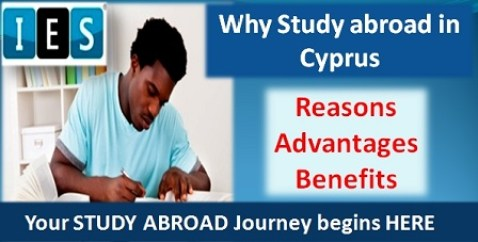 Why Study Abroad in Cyprus