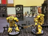 imperial fists vs tyranids-14
