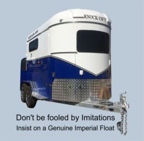 Imperial horse floats