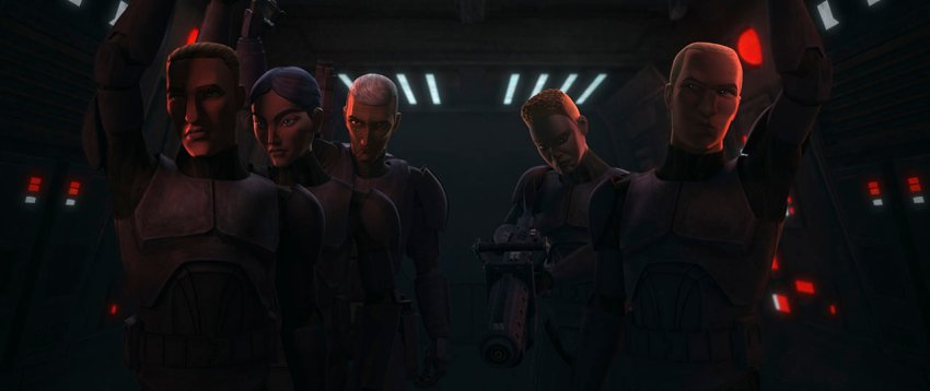 The New Imperial Recruits