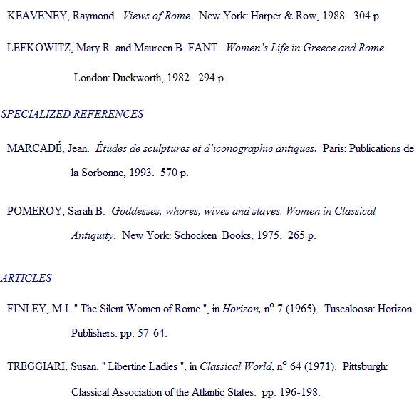 How To Write Footnotes Endnotes Electronic References