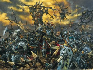 Warhammer Quest Chaos Rules - New Monsters and Articles