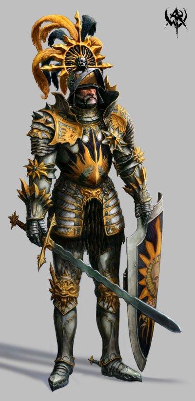 Empire Knight Templar