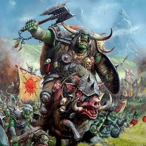 Warhammer Quest Orcs and Goblins