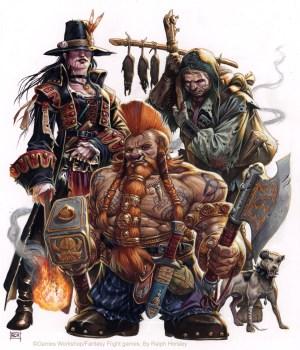 Warhammer Quest Warriors