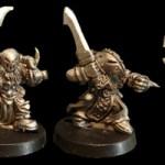 Bederken Dwerg - Chaos Dwarf Proxies