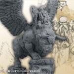 Moscals General by Scibor Miniatures