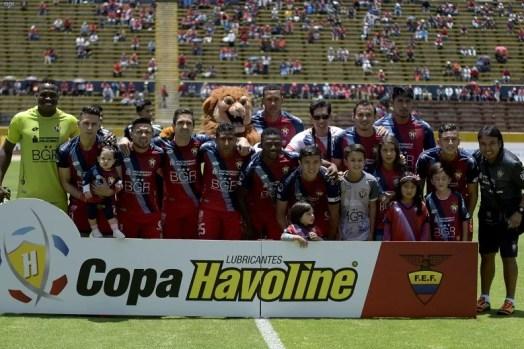El Nacional definió su alineación con algunas bajas para medir a Independiente