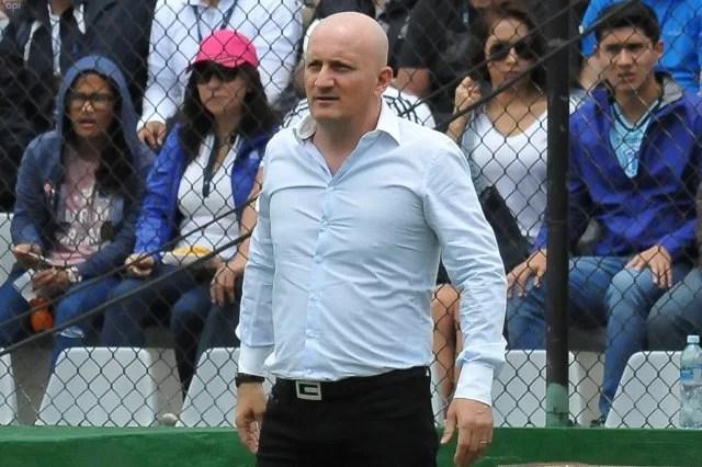 """Pablo Repetto: """"En interno hablaré con mis jugadores sobre lo que vi hoy"""""""