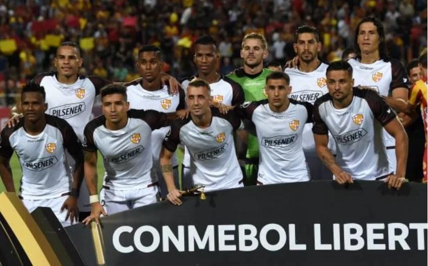 Barcelona SC Copa Libertadores