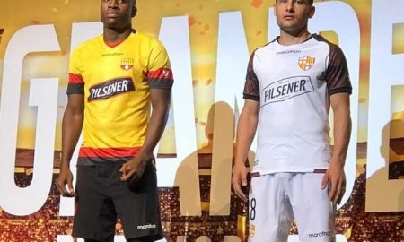 Camiseta Barcelona SC 2020