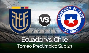 VER ONLINE Ecuador vs. Chile EN VIVO por DirecTV Sports